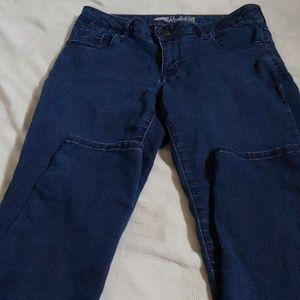 Old Navy Jeans - Old Navy rock star skinny leg jeans 10 short